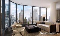 客厅流线型窗设计更具动感